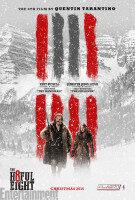 """Estrenos: """"Los ocho más odiados"""", de Quentin Tarantino"""