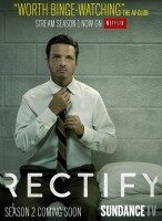 TV: «Rectify» (2ª Temporada)